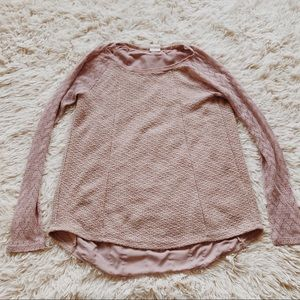 One September • Sweater Blouse • S